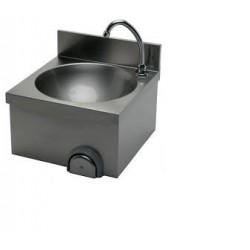 Sink per day 700X700 on legs with lower shelf