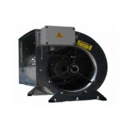 Ventilatore centrifugo accoppiato a doppia aspirazione